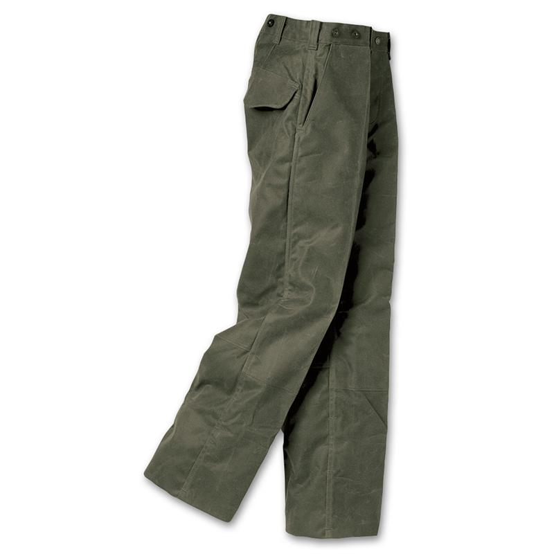 Filson single tin pants dry finish