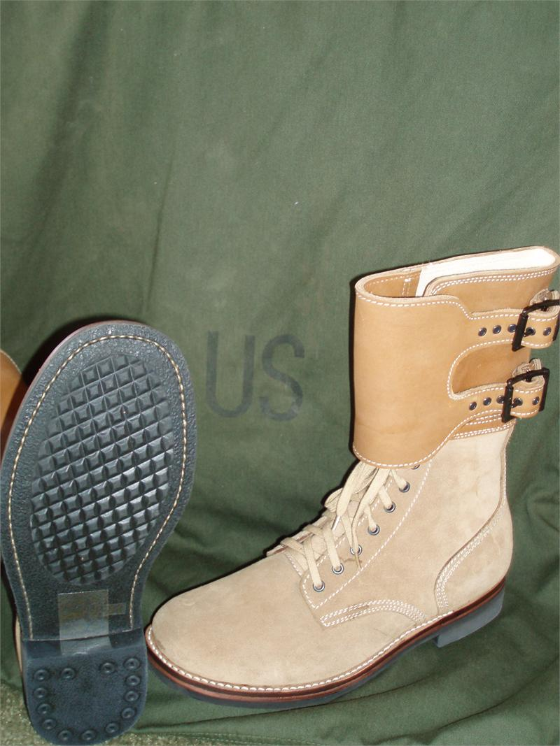 Wwii Reproduction M43 Combat Boots Americanequipage Com