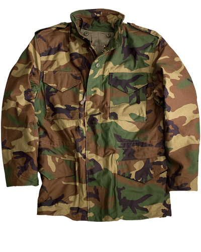 Alpha Authentic US Military M65 jacket c0438e06c2