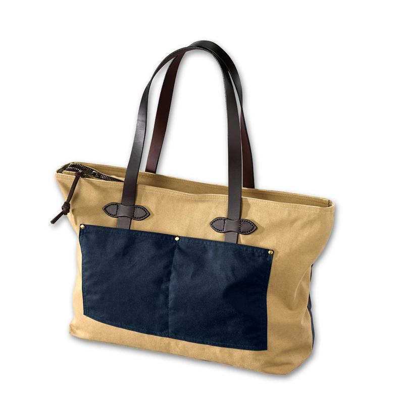 36cc33a040e8 Large Zip Tote Bag - 70086 By Filson