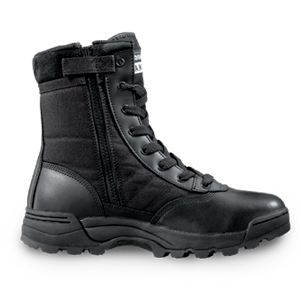 "ORIGINAL SWAT WOMENS CLASSIC 9"" SIDE ZIP - Tactical Boots"