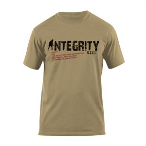 5.11 Tactical Integrity T-Shirt in Tan, 40088AC