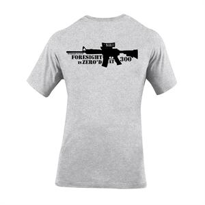 5.11 Tactical Hindsight is 20/20 T-Shirt in Heather, 40133B