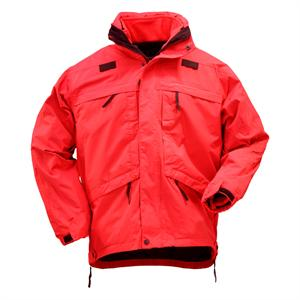 5.11 Tactical 3-in-1 Parka, in Range Red, 48001-1