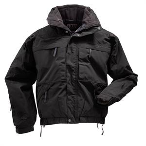 5.11 Tactical 5-in-1 Jacket, in Black, 48017
