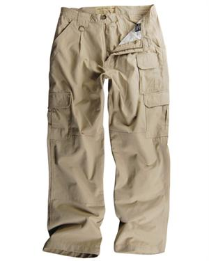 Alpha Industries -MPS39015C1- Brigade Pant - Khaki - Alpha Pants