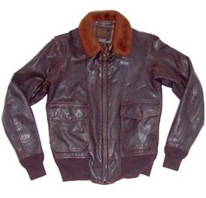 Cockpit USA Z21C0071 - Classic Naval Aviator's Flight Jacket without patches - Aviator Jackets