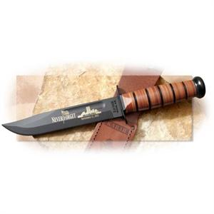 Kroll International KA-BAR - Presentation Knife - 9/11 Never Forget, Army - KA-9164 (617717291647)