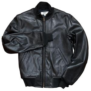 Leather WWII American Tanker Jacket - Aviator Jackets