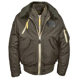 Air Frame Flight Jacket
