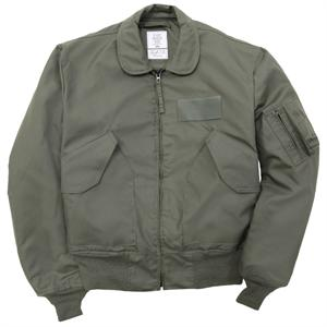 Alpha Industries CWU 36-P NOMEX Mil-Spec Flight Jacket - MMC10015U1