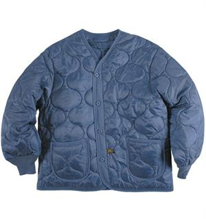 Alpha ALS 92 Liner for the M65 jacket, Navy - Army jackets