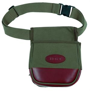 Boyt Harness Canvas & Leather Shell Pouch - SC50