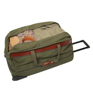 Boyt Harness Covey Bag Rolling Duffel - OD Green - CB19