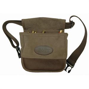 Boyt Harness Plantation Shell Pouch - Taupe
