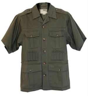 Boyt Harness Safari Short Sleeve Jacket - SA550