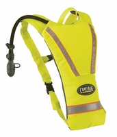 The Hi-Vis Green Hydration pack by Camelbak