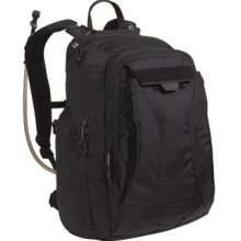 The CamelBak URBANASSAULT XL - 70 OZ/2.0L BLACK - 60893- Hydration Pack