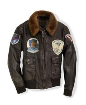 Cockpit USA - Classic Naval Aviator's Flight Jacket style: Z21A0241,Vintage G-1 Jacket - Aviator Jacket