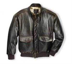 "Cockpit USA Z2567L - ""Antique Lamb"" A-2 Jacket (Long) - Aviator Jackets"