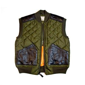 Cockpit Dragon Fly Vest - Olive/Black - Z24M001