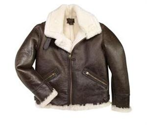 Cockpit USA Z2105 - B-9 American Shearling Jacket - Aviator Jackets