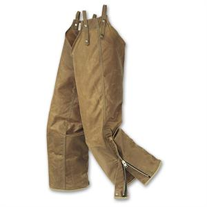Filson DOUBLE TIN CHAPS WITH LEG ZIPPERS-HUSKY- Filson clothing