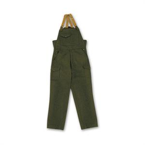 Filson MACKINAW BIBS - Forest Green - Hunting Pants