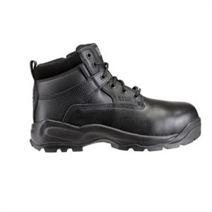"The 5.11 Tactical A.T.A.C. 6"" Shield Side Zip ASTM Boot - Police Shoes"