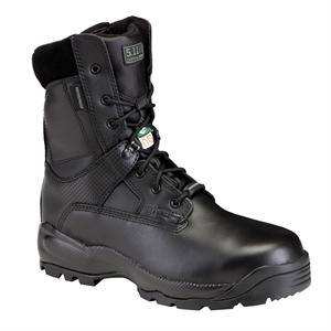 "The 5.11 Tactical A.T.A.C. 8"" Shield Side Zip CSA/ASTM Boot - Police Boots"