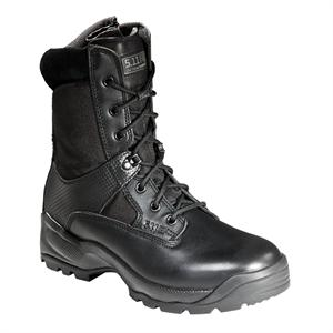 5.11 ATAC Storm 8 in. Side Zip Black - Police Boots
