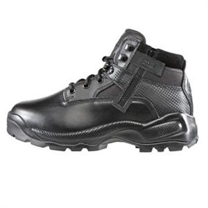 "The 5.11 TACTICAL, Women's Atac 6"" Boot With Side Zip - Police Shoes"