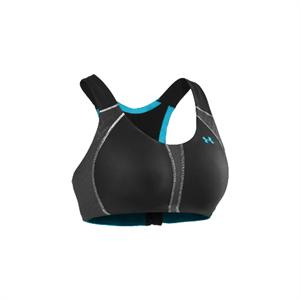 Under Armour UA Armour Bra - Black/Starfruit - 1233075-001