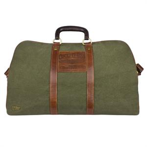 WWII Navy Gym Bag in Cordovan