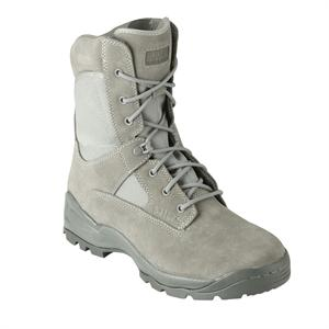 "5.11 TACTICAL Atac 8"" With Side Zipper in Sage - Police shoes"