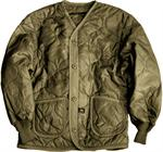 Alpha MJL48000C1 - ALS/92 Liner for the M65 jacket, Khaki - Alpha Jackets