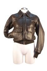 Cockpit USA WOMEN'S WASP FLIGHT JACKET - Leather Bomber Jackets