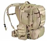 The BFM in Desert Camo, Hydration pack, By CamelBak