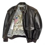 Cockpit Antique Lamb Jacket (Long) - Z2567MML