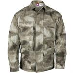Propper BDU 4-Pocket Coat - Battle Rip 65/35 Poly/Cotton Ripstop - F545438