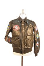 Cockpit USA TUSKEGEE AIRMEN JACKET - Leather Bomber Jackets