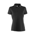 Under Armour Tactical Women's Range Polo - Black - 1235245-001