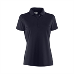 Under Armour Tactical Women's Range Polo - Dark Navy Blue - 1235245-465